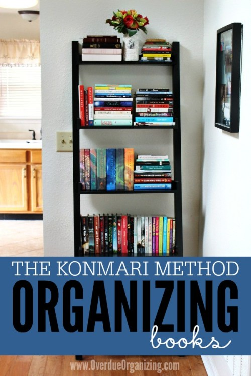 Konmari-Method-Organizing-Books