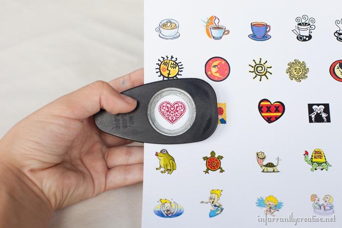 bottlecap-magnets