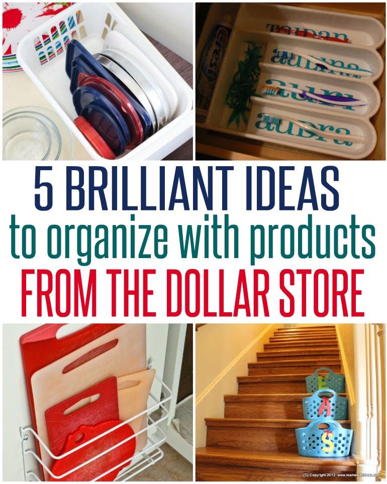 dollar-store-organization