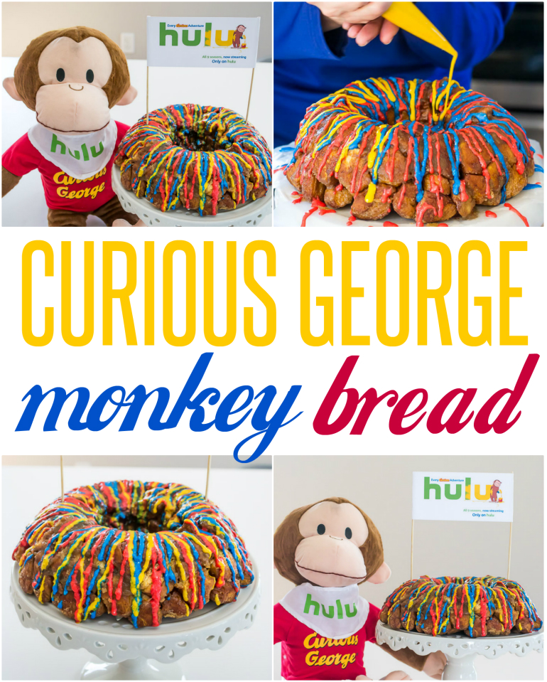 Curious George Monkey Bread
