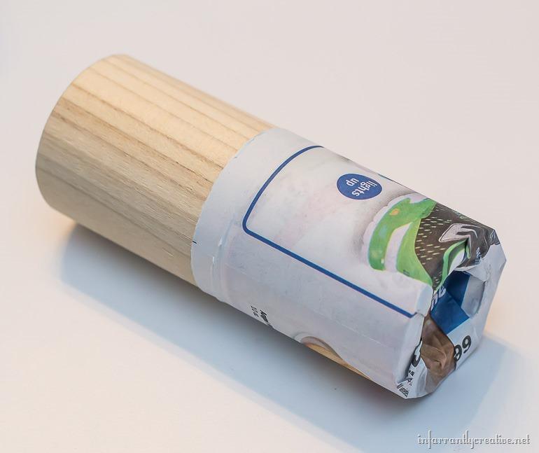 biodegradable newspaper pots