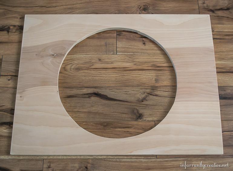 building a wood vanity