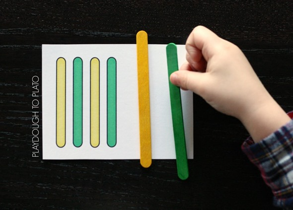 Popsicle Stick Patterns