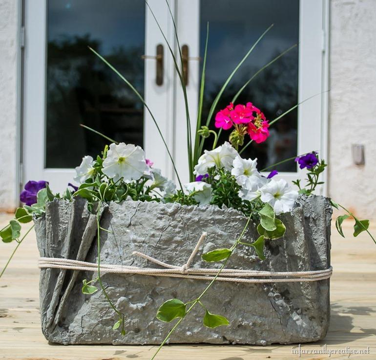 cement-plant-pot-