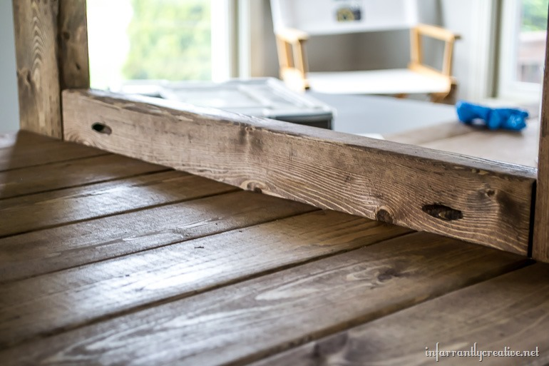 end table DIY