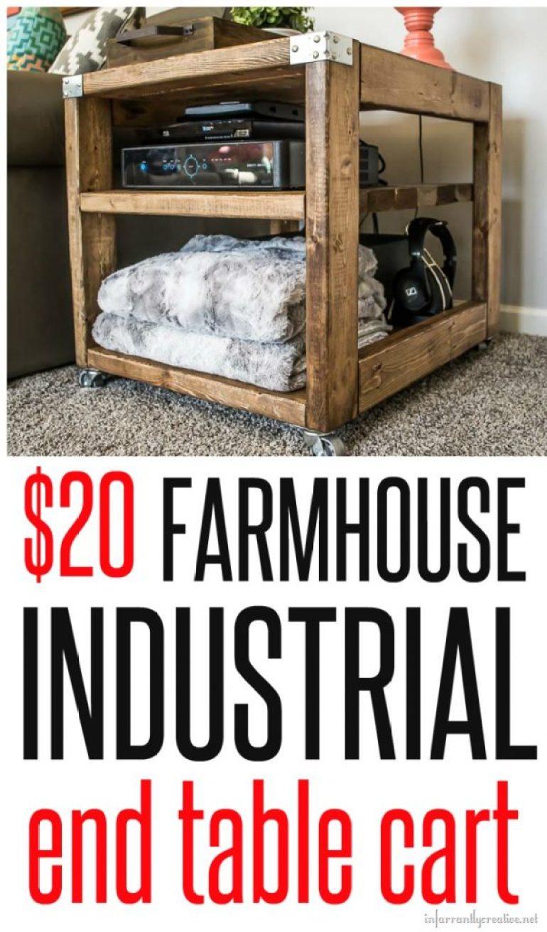 farmhouse cart