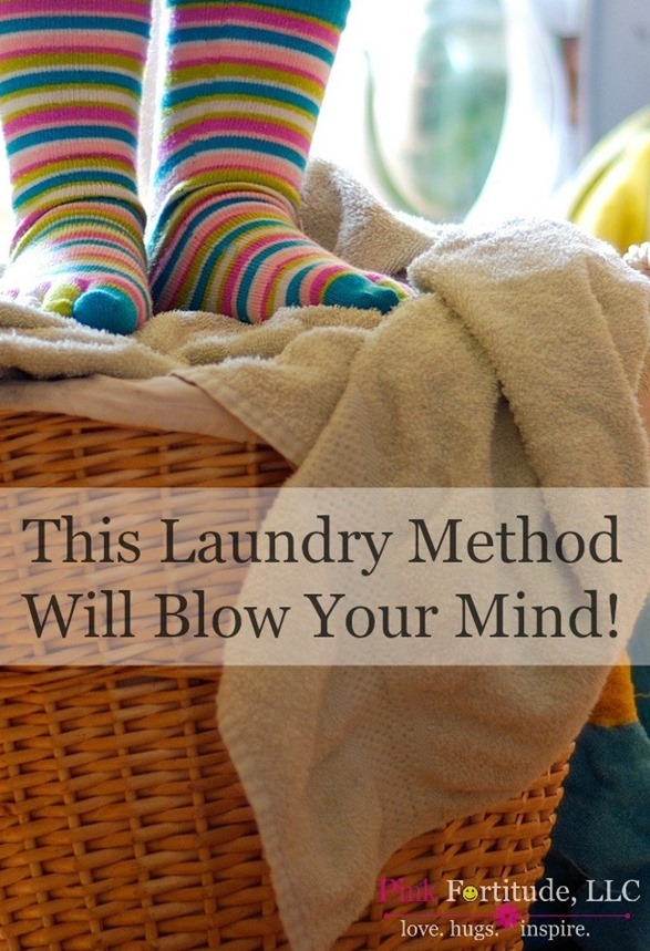 This laundry method will blow your mind!