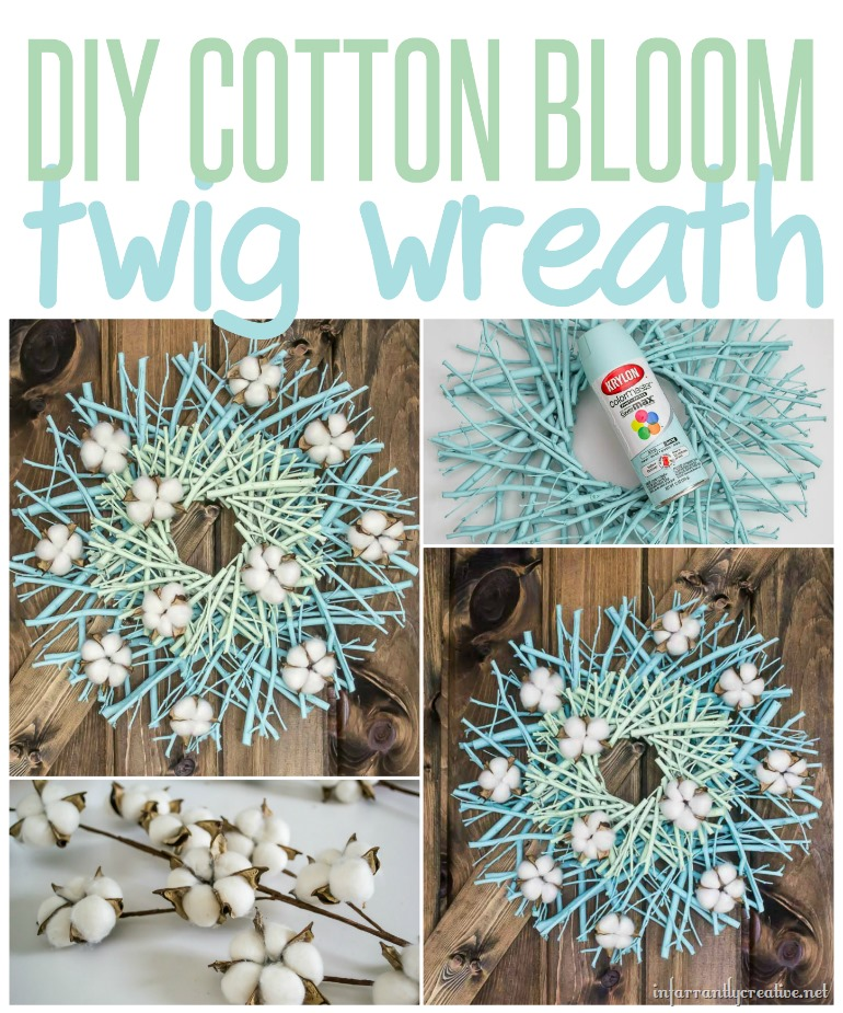 diy wreath fall decor project