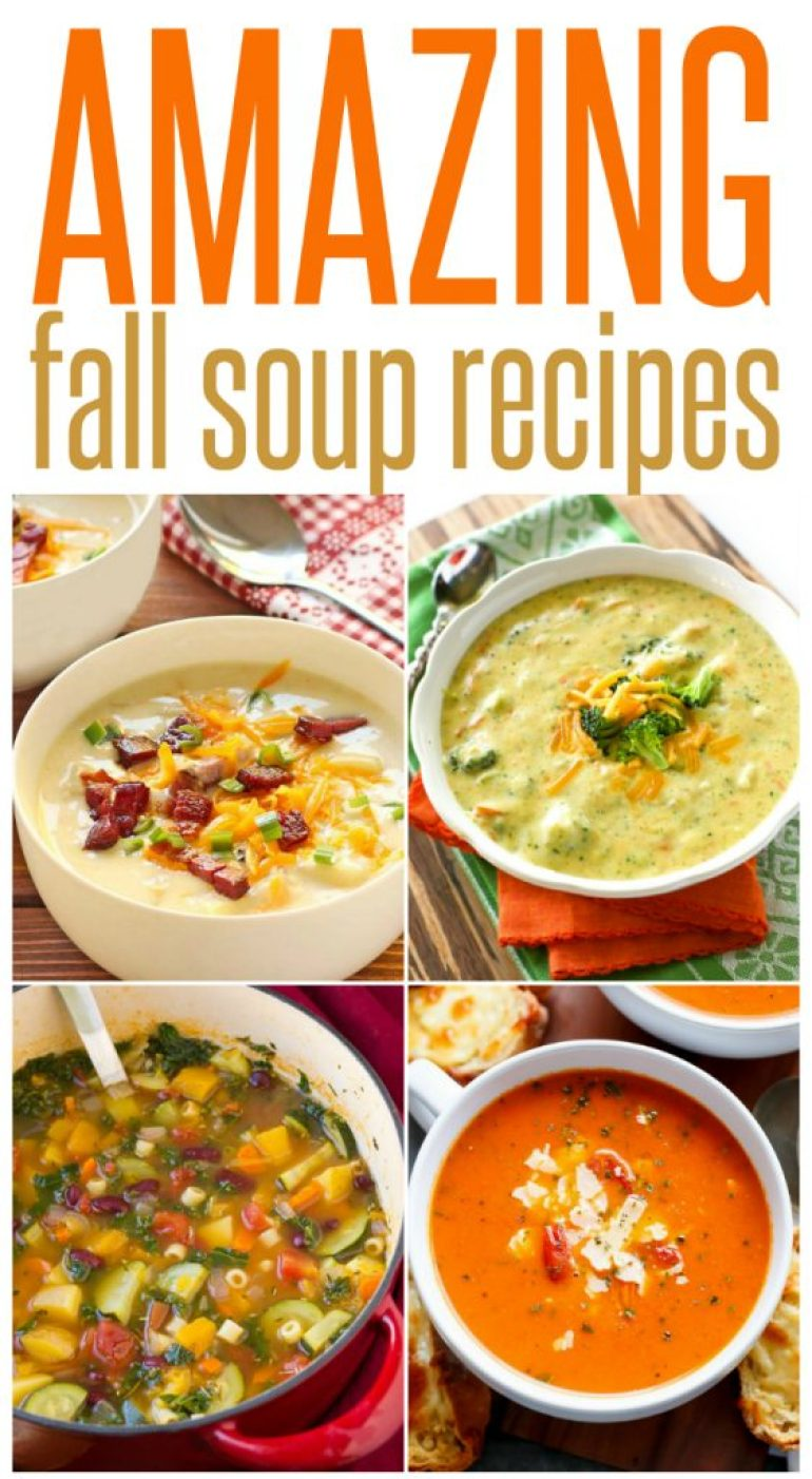 fall-soup-recipes