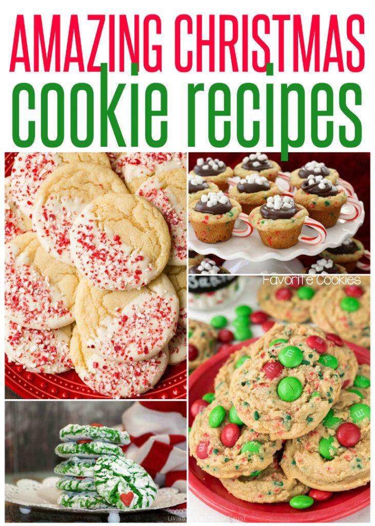 5 Amazing Christmas Cookie Recipes