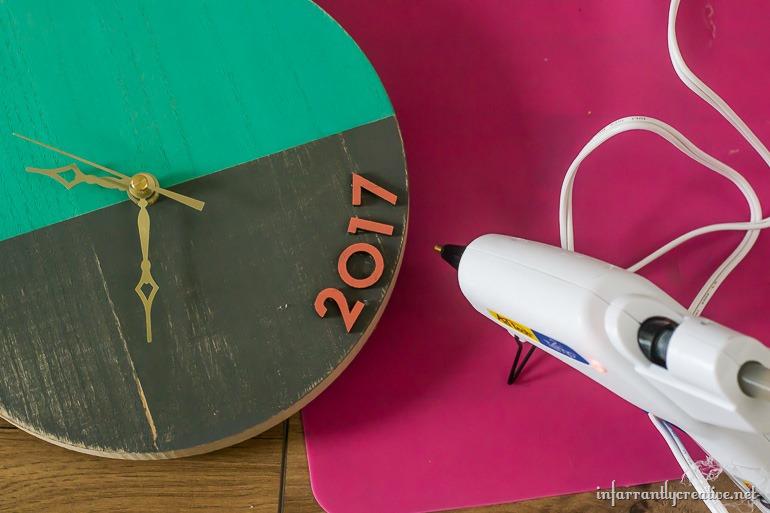 DIY-clock