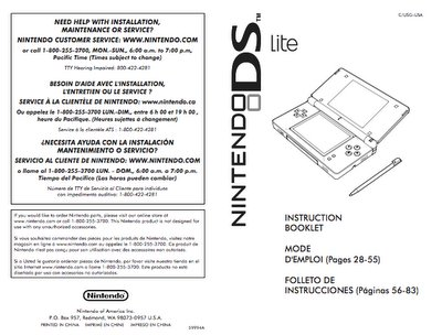 ds lite pdf manual infendo nintendo news review blog and podcast rh infendo com nintendo ds lite manual english nintendo ds lite manual wifi setup