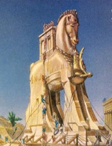 Wiimote Trojan Horse