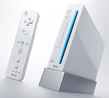 Wii at Angle