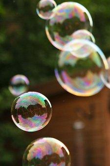 Wii bubbles don't burst