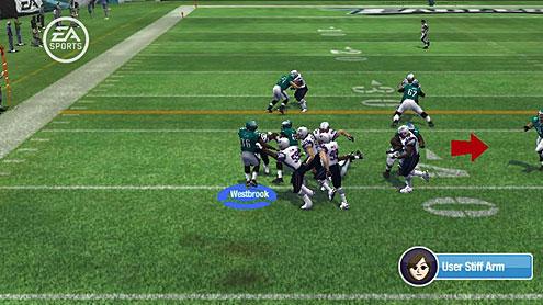 Madden NFL 08 Wii