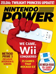 Nintendo Power (Aug 2006)