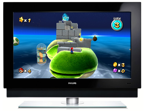 Super Mario Galaxy HD