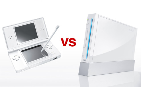 DS vs Wii