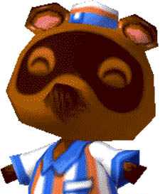 Tom Nook is back!