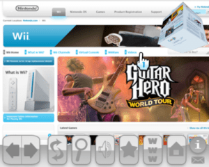 Internet Channel To Use Tabs Wii Speak Infendo Nintendo News Review Blog And Podcast