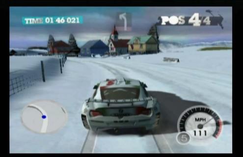 Dirt 2 Wii Screen 05