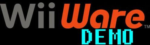 WiiWare Demo