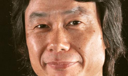 shigeru miyamoto face