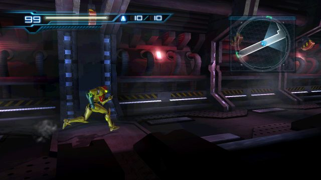 Metroid Other M Wii screenshot