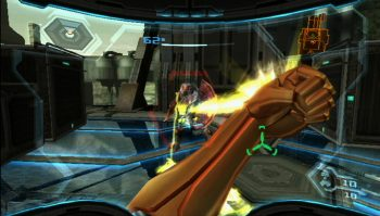 metroid prime 3 wii screenshot