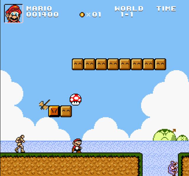 Super Mario Bros  Crossover 2 0 is here! - Infendo: Nintendo