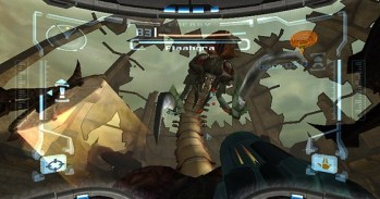 Metroid Prime Chozo Ruins boss battle