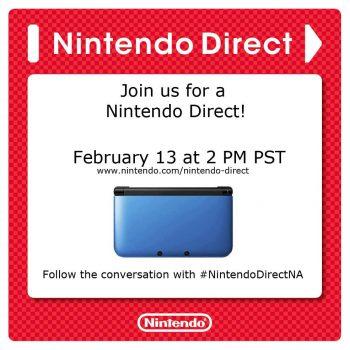 Nintendo Direct 2-12-14