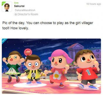089-SSB Animal Crossing