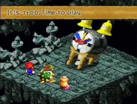 A Tale of Two RPGs: A brief analysis of the Mario RPG franchise