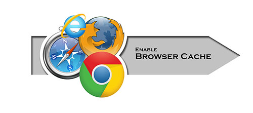 Enable Browser cache