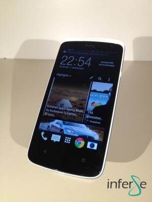 htc desire 500 display