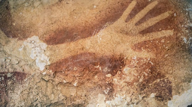 Indonesian Cave Paintings-3