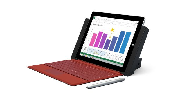 Surface 3 and Surface 3 Docking Station