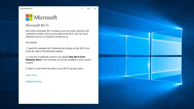 Microsoft-Wi-Fi