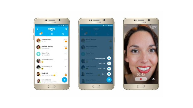 Skype 6.0 for Android