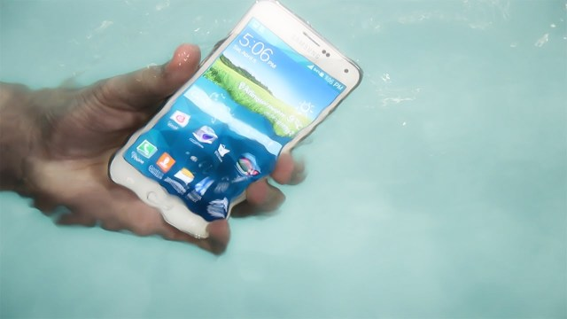 samsung galaxy s4-s6 water tips