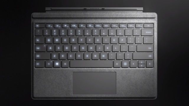 Microsoft Surface Pro 4 Signature Type Cover