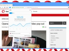 Opera Browser Free Unlimited VPN
