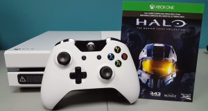 Xbox One White Special Edition Halo - The Master Chief Collection