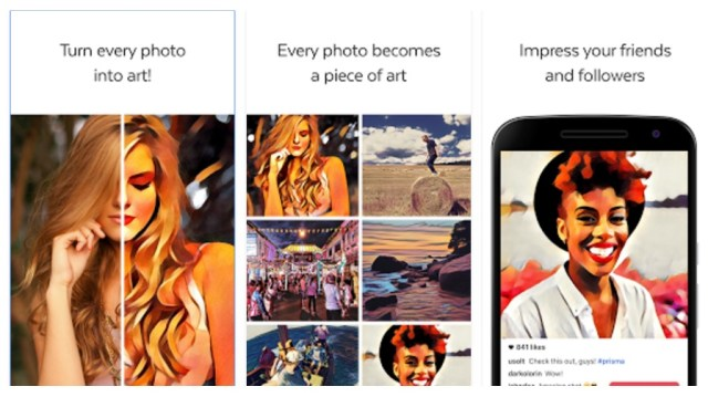 Prisma for Android