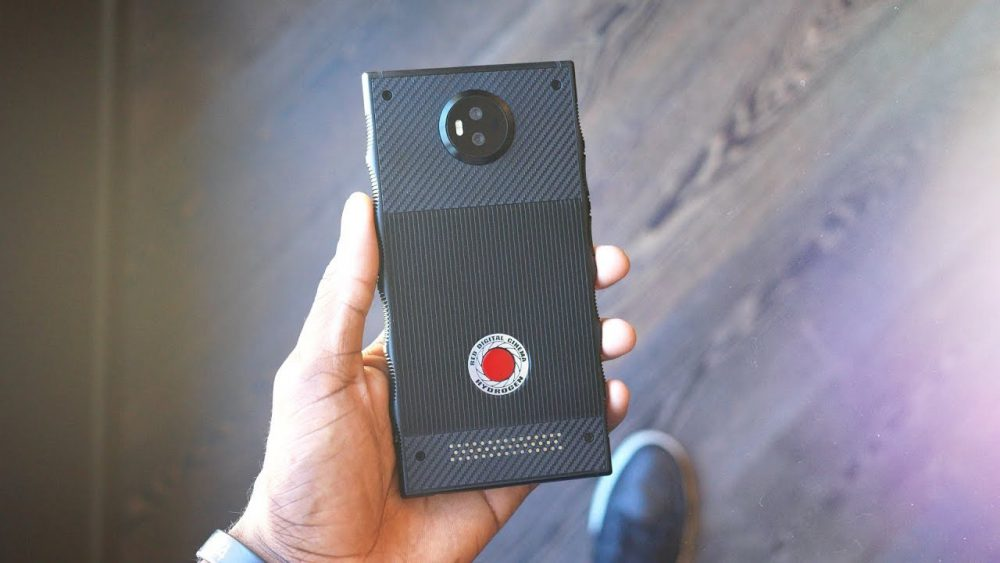 RED Hydrogen One: First look reveals modular design, dual cameras, and more