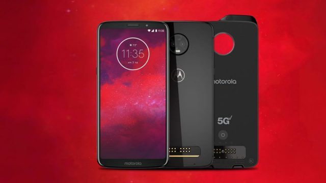 Motorola Announces Moto Z2 Force Android 9 Pie Update With
