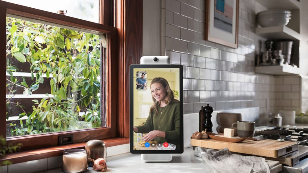Facebook unveils video chat devices Portal amid major privacy concerns