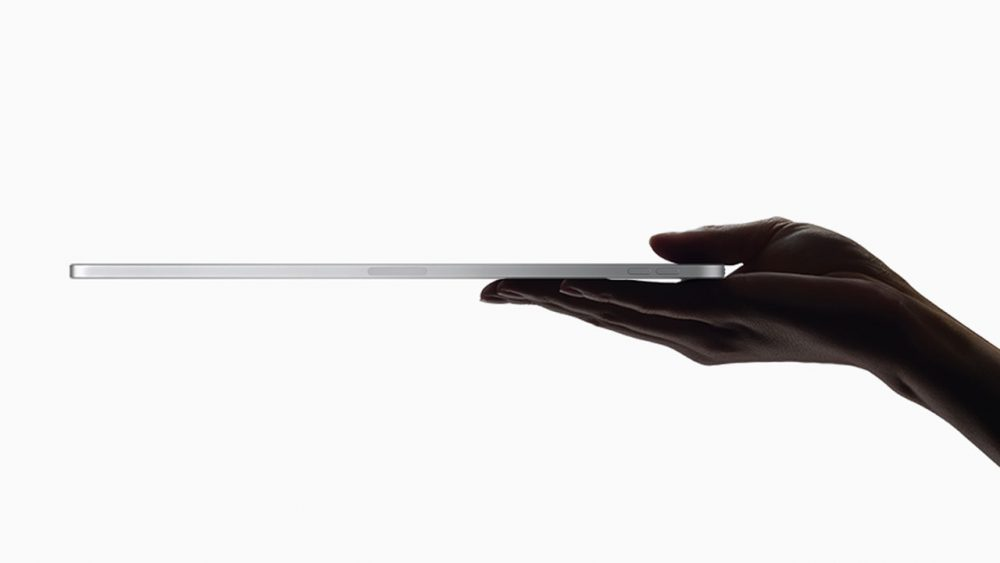 Apple claims iPad Pros with bends are normal, not defective